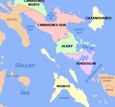 Candidates in the Bicol Region – The Vote Net
